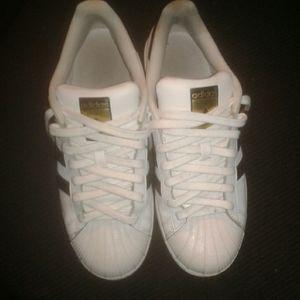 Boys ShellToe Adidas
